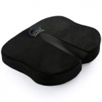 Modvel Memory Foam Seat Cushion For Back Pain, Coccyx & Sciatica Relief