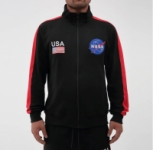 Hudson Men's NASA The Meatball Space Track Jacket or Jogger