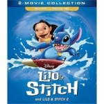 Disney Lilo & Stitch + Lilo & Stitch 2 (Blu-ray + Digital HD)