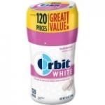 120-Count ORBIT Bubblemint Sugarfree Gum Bottle