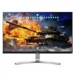 27″ LG 27UD68-W 4K UHD IPS Monitor w/ FreeSync