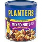 56-Oz Planters Mixed Nuts w/ Pure Sea Salt