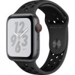 Apple Watch 44mm Smartwatch: GPS + Cellular w/ Nike Sport Loop Band