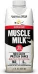 12-Pack 11oz. Muscle Milk 25g Protein Shake (Vanilla Creme)