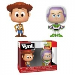 2-Pack Funko VYNL Disney Toy Story: Woody & Buzz Lightyear