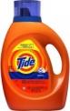 100oz Tide HE Liquid Laundry Detergent (Original or Free & Gentle)