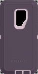 Otterbox Defender Phone Case & Holster (Samsung Galaxy S9+ Purple)