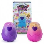 2-Pack Hatchimals Pixies 2.5″ Collectible Dolls & Accessories