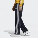 adidas Women's Essentials Tricot Open Hem Pants $12 Men's 3-Stripes Pants