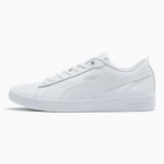 PUMA: Up to 70% Off Select Styles: Women's Smash V2 Leather Sneakers