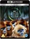 Seven Worlds One Planet (4K UHD + Region Free Blu-ray)