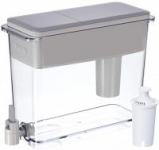 Brita 18-Cup UltraMax Water Dispenser w/ 1 Filter (Gray; Extra Large)