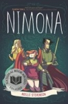 Nimona by Noelle Stevenson (Graphic Novel eBook)