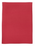 26″ x 34″ Hotel Collection Ultimate MicroCotton Tub Mat (Ruby)