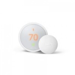 Nest White Thermostat with Built-In WiFi + Room Sensor $80 YMMV IN STORE Lowes