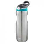 20-Oz Contigo Autospout Ashland Stainless Steel Water Bottle (Scuba)