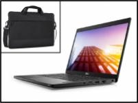 Dell Latitude 7390 Laptop + Dell Pro 13 Sleeve: i7 8650U 13.3″ 256GB M.2 SSD