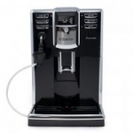 Saeco Incanto Plus Superautomatic Espresso Machine (Black and Chrome)