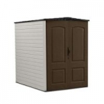 Rubbermaid 5' x 6' Outdoor Gardening & Tools Storage Shed