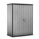 Keter High Store Storage Shed at Home Deport B&M YMMV — $180 (In-store clearance only)