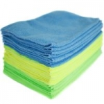 "24-Pack 16"" x 12"" Zwipes Microfiber Cleaning Cloths"