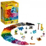 1500-Piece LEGO Classic Bricks and Animals Set