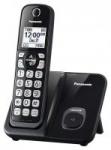 Panasonic KX-TGD510B Expandable Cordless Phone System w/ 1 Handset