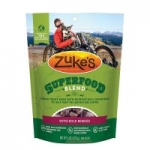 6oz Zuke's Superfood Blend Dog Treats (Bold Berries)