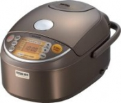 1-Liter Zojirushi Induction Heating Pressure Rice Cooker & Warmer