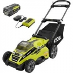 Home Depot B&M Clearance YMMV Ryobi 40V 20 in. Brushless Push Lawn Mower with 5.0 Ah Battery and Charger $149