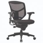 WorkPro Quantum 9000 Mesh Multifunction Ergonomic Mid-Back Office Chair