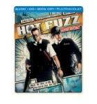 Blu-ray Limited Edition Steelbooks: The Bourne Ultimatum $8 Hot Fuzz