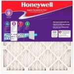 12-Pack Honeywell Superior Allergen Pleated FPR 9 Air Filters (select sizes)