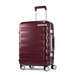 Samsonite Framelock Zipperless Hardside Carry On Spinner Luggage: 25″ $114 20″
