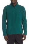 The North Face: Women's Fleece Jacket $40 Men's Quarter Zip Fleece Pullover