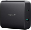 Aukey Chargers: 36W Fast Charger w/ PD 3.0 $17.50 56W Dual Port Fast Charger