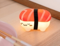Smoko Ambient Lights (Avocado Toast Shrimp Sushi or Shiba Inu) $5.50 Tuna Sushi