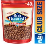 40oz Blue Diamond Almonds (Smokehouse)