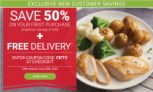Schwan's New Customers: Coupon for Additional Sitewide Savings