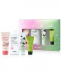 4-Piece TONYMOLY Four Steps For Glowing Skin Care Set