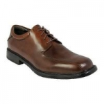 Nunn Bush Men's Marcell Bicycle Toe Dress Oxford Shoes (Brown)