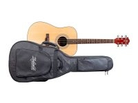 Monoprice Idyllwild Foothill Acoustic Guitar w/ Gig Bag (Natural or Vintage)