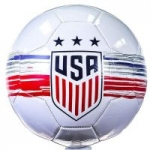 Soccer Basketballs & Footballs: UNCS Women's US National Team Soccer Ball (Size 5)