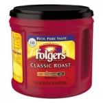30.5oz. Folgers Classic Roast Ground Coffee (Medium Roast)