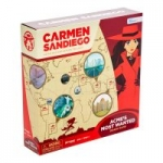 Carmen Sandiego: ACME's Most Wanted Board Game