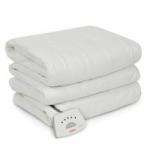 Sunbeam Heated Mattress Pad w/ 5 Heat Settings (Queen)