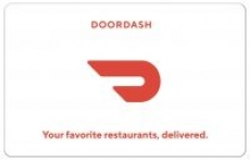 DoorDash Gift Cards (Email Delivery): $50 eGift Card