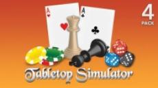 4-Pack Tabletop Simulator + Train Valley (PC/Mac/Linux Digital Download)