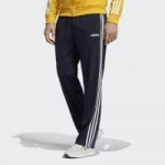 adidas Men's 3-Stripes Pants or Women's Essentials Tricot Open Hem Pants