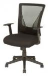 Brenton Studio Radley Mid-Back Task Chair (Black)